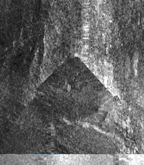 La constellation d'orion est la constante de l'orientation des pyramides du monde Pyramide-atlante