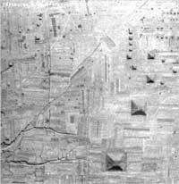 La constellation d'orion est la constante de l'orientation des pyramides du monde Orion.china