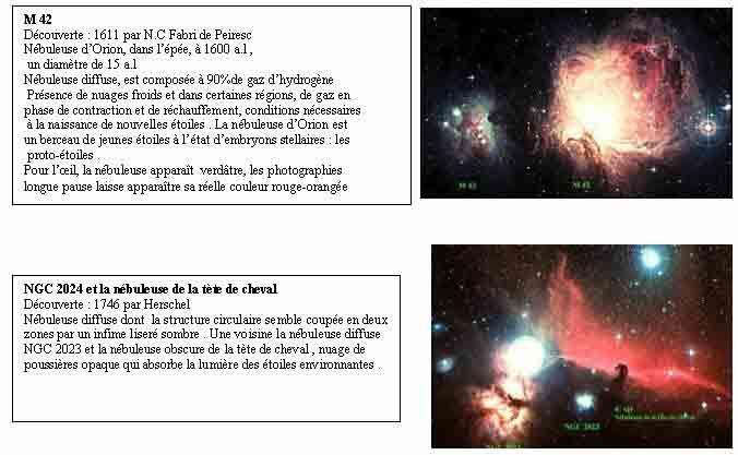Orion Destination Le Grand G Celeste